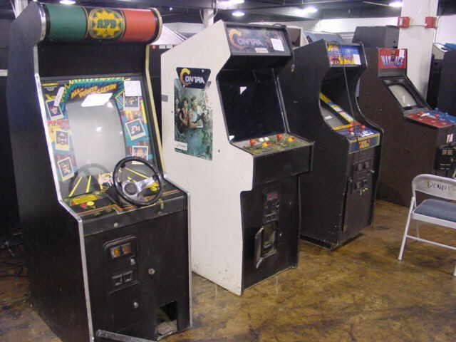 double dribble arcade