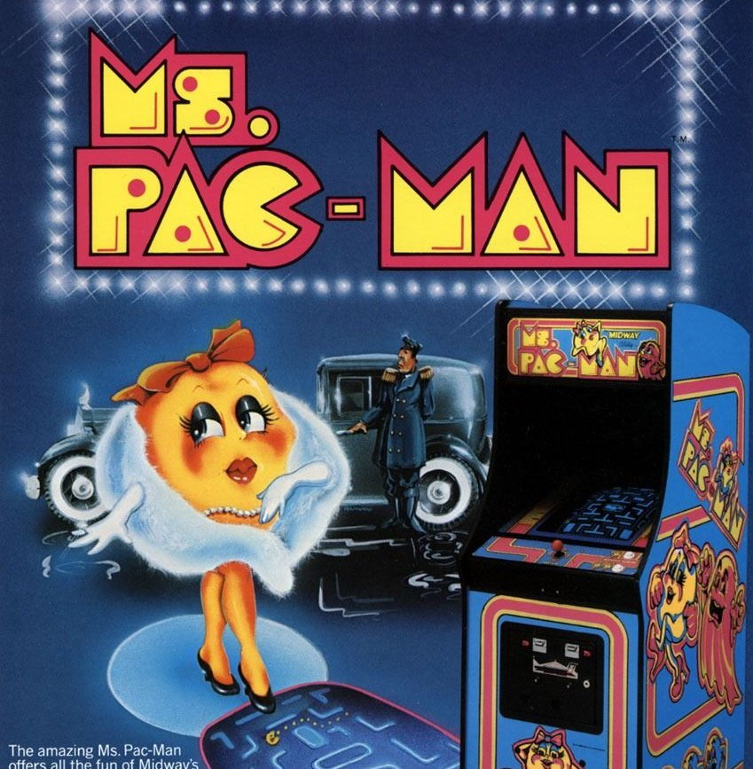 Ms. Pac Man